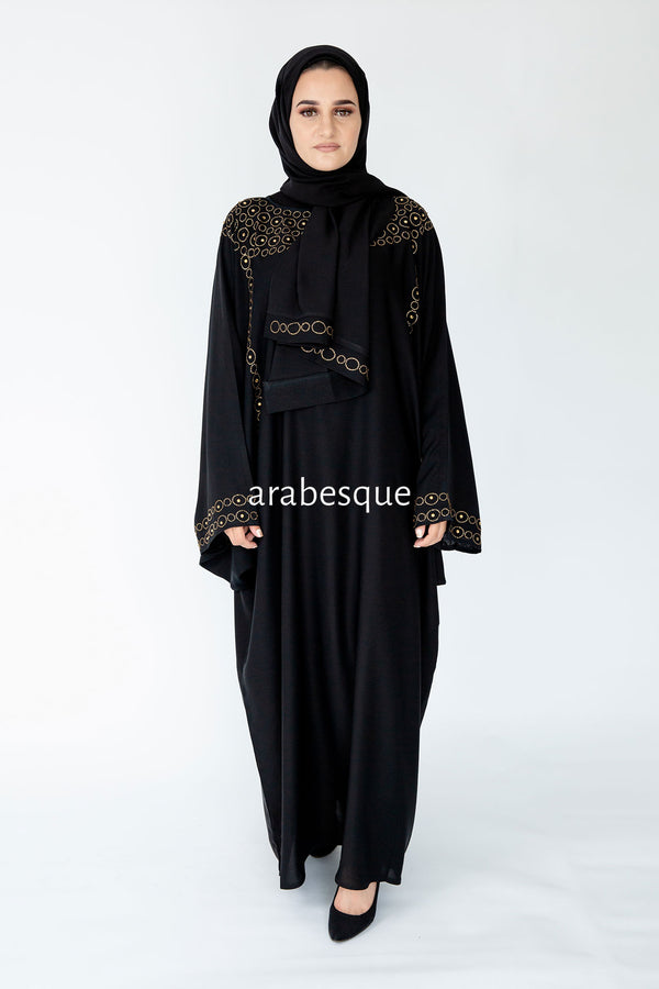 Twilight Batwing Abaya UK