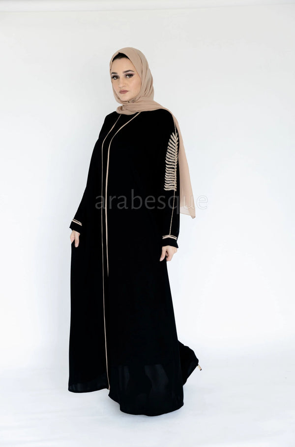 Tanya Open Abaya UK