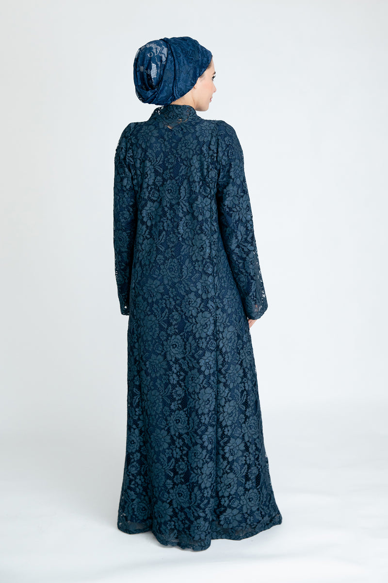 Nancy Lace Abaya