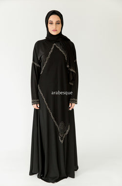 Mirage Closed Abaya UK