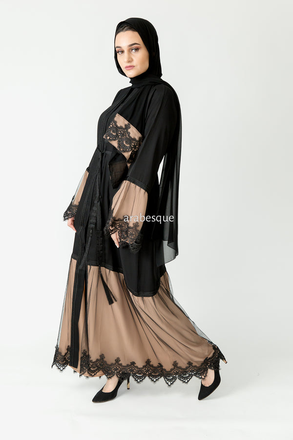 63b3e5786695 Islamic Occasion Abayas by Arabesque | Exclusive from Dubai