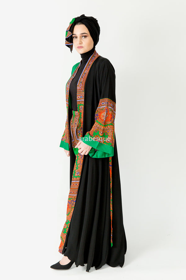 Marmaris Open Abaya UK