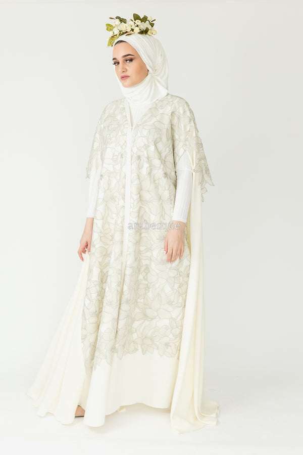 Gabriel Cape Abaya Dress Online