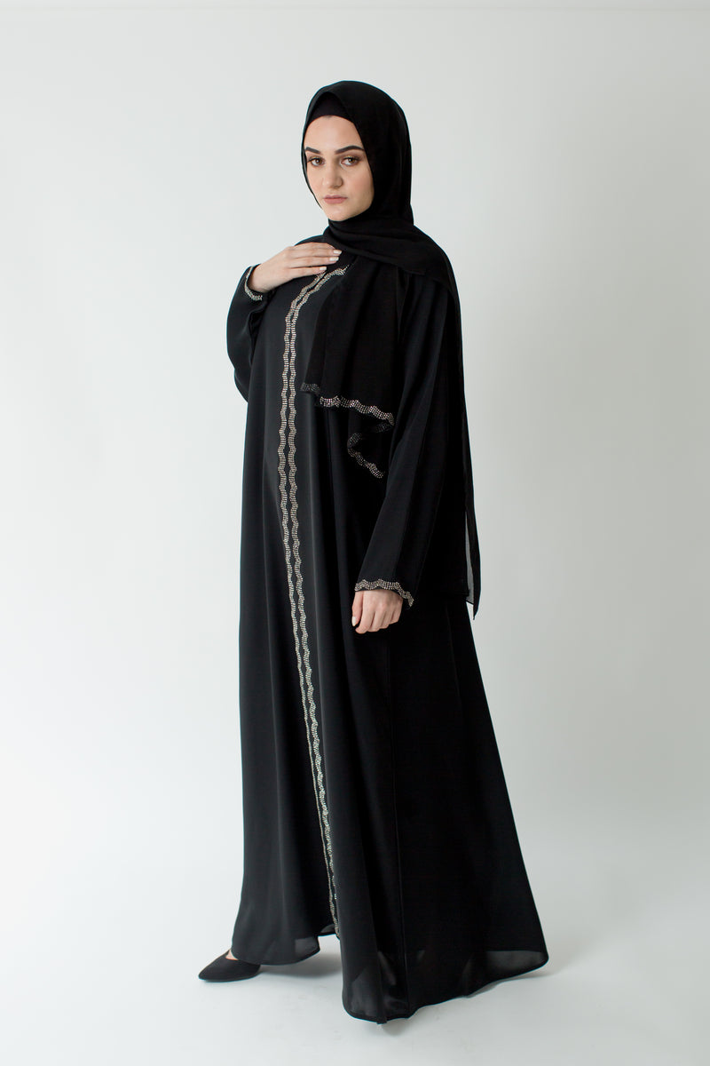 Farah Closed Abaya Online