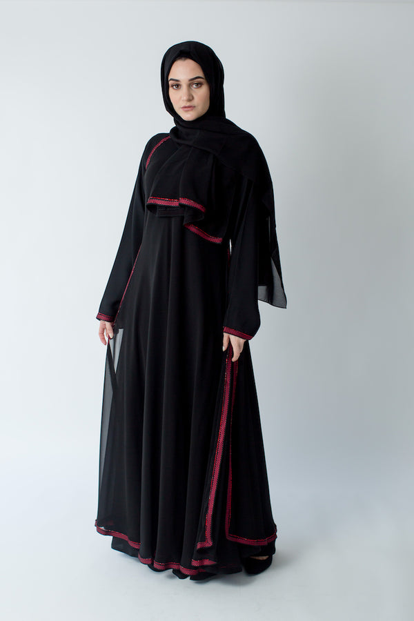 Ruby Abaya UK