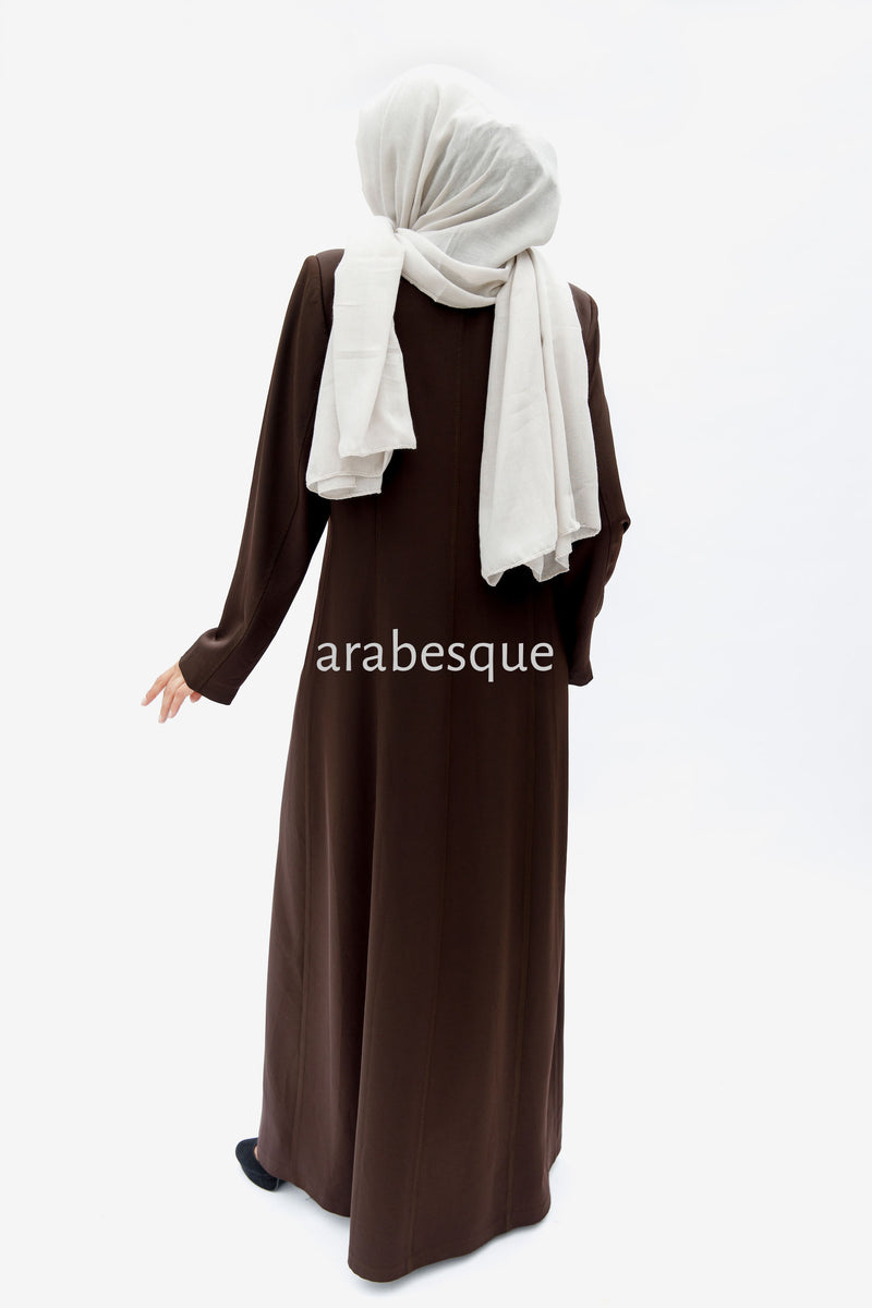 Brown Turkish Coat