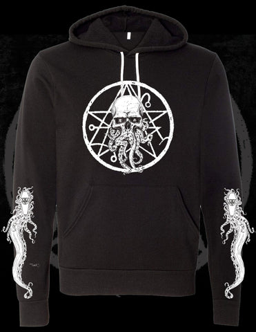 Glow-in-the-Dark Cthulhu Hoodie (Pre-Order Only!)