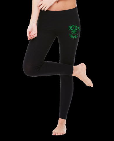 Ladies Drip Logo Leggings