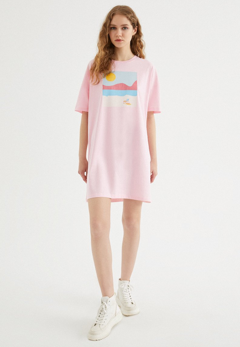 SUNBED LONG TEE