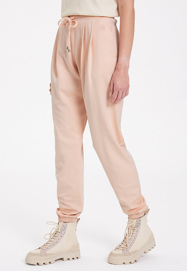 ESSENTIALS CUFFED JOGGER in Peachy Keen