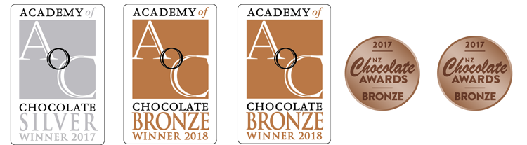 Solomons Gold Chocolate Awards