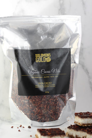 Solomons Gold Baking Cacao Nibs