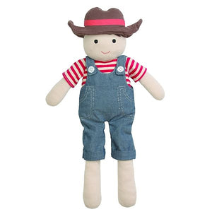 Barnyard Billy - Organic Plush Toy