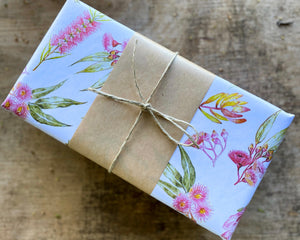 Gift Wrapping and Gift Card