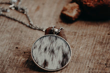 Load image into Gallery viewer, Genuine Cowhide Pendant