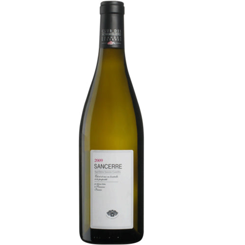 Organic Sancerre Res. A.Mel White Wine Club Des Sommeliers (750ml)