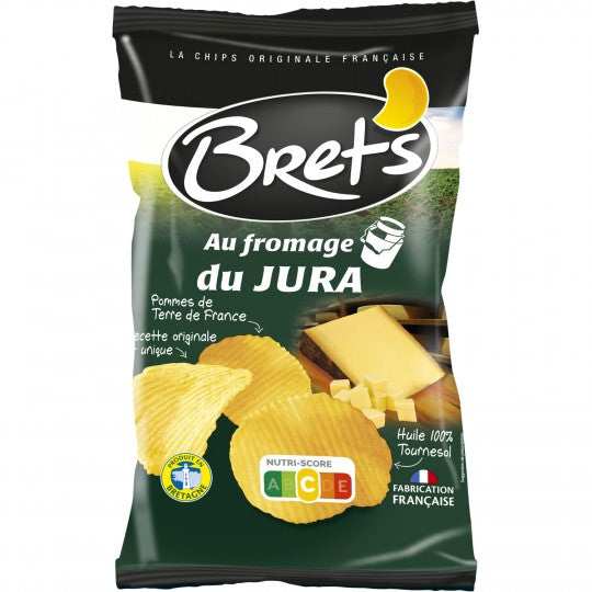 French Cheese Comte Chips (125g)