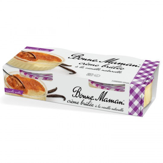 Bonne Maman Caramelized Cream 2X100G
