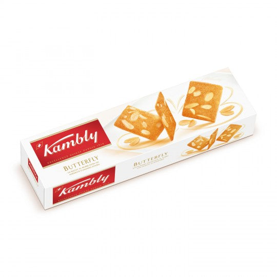 Butter And Almond Biscuits Kambly (100g)