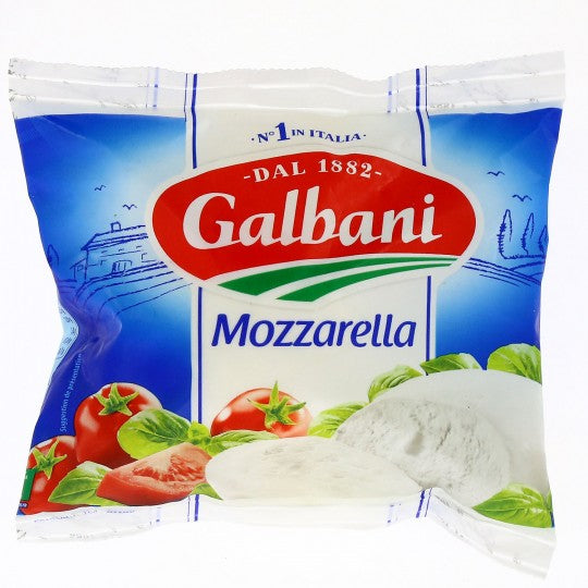Mozzarella 19%Fat (125g)