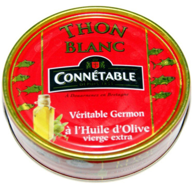 "White Tuna Chunks ""Real Albacore"" with Extra Virgin Olive Oil (160g)"