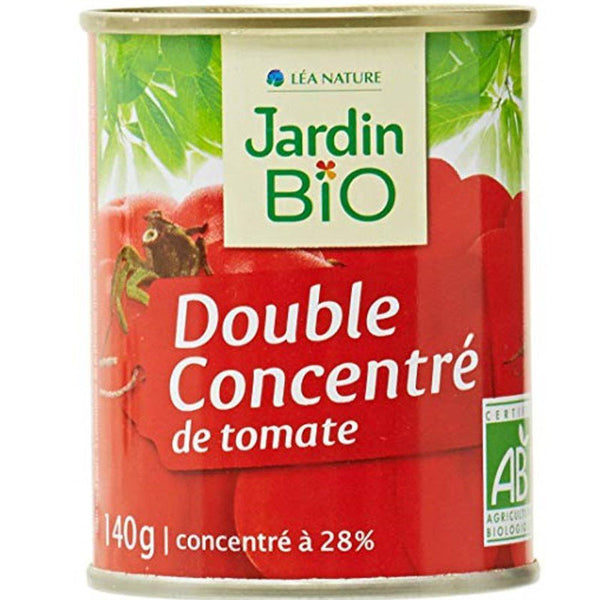 Organic Double Concentrated Tomato (140g)