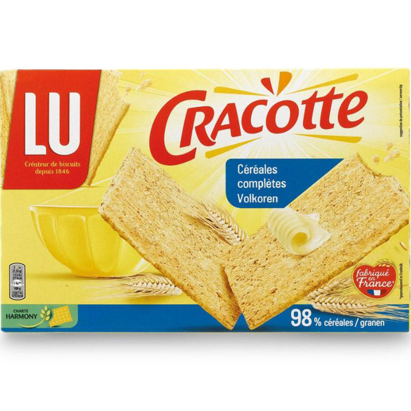 LU Cracotte 98% Wholegrain Crackers (250g)