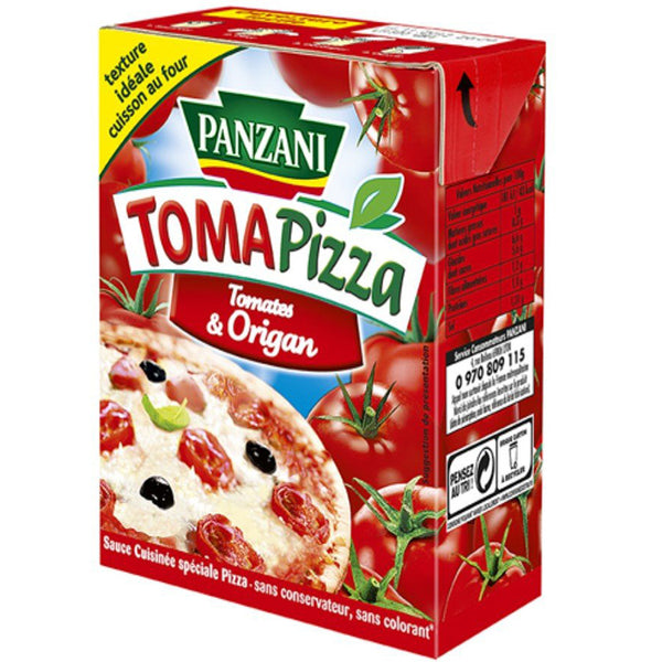 Tomato Sauce for Pizza (390g)
