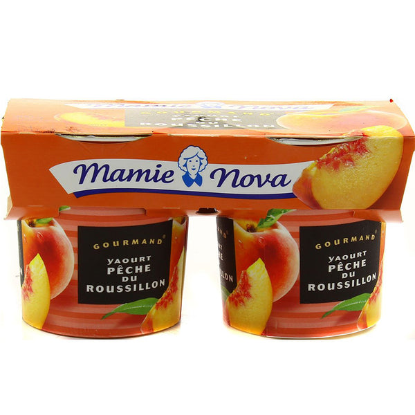 Peach Yogurt (2x150g)
