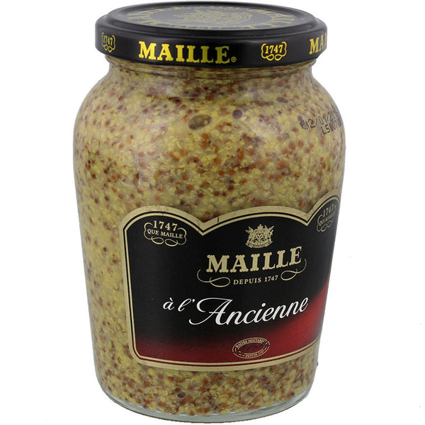 WholeGrain Mustard (380g)