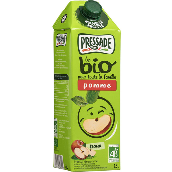 Organic Apple Nectar (1L)