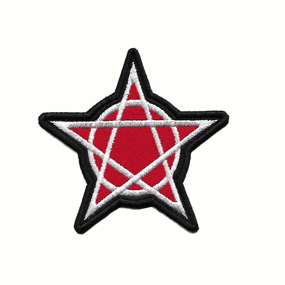 Battle Star Patch- 3.5 inches