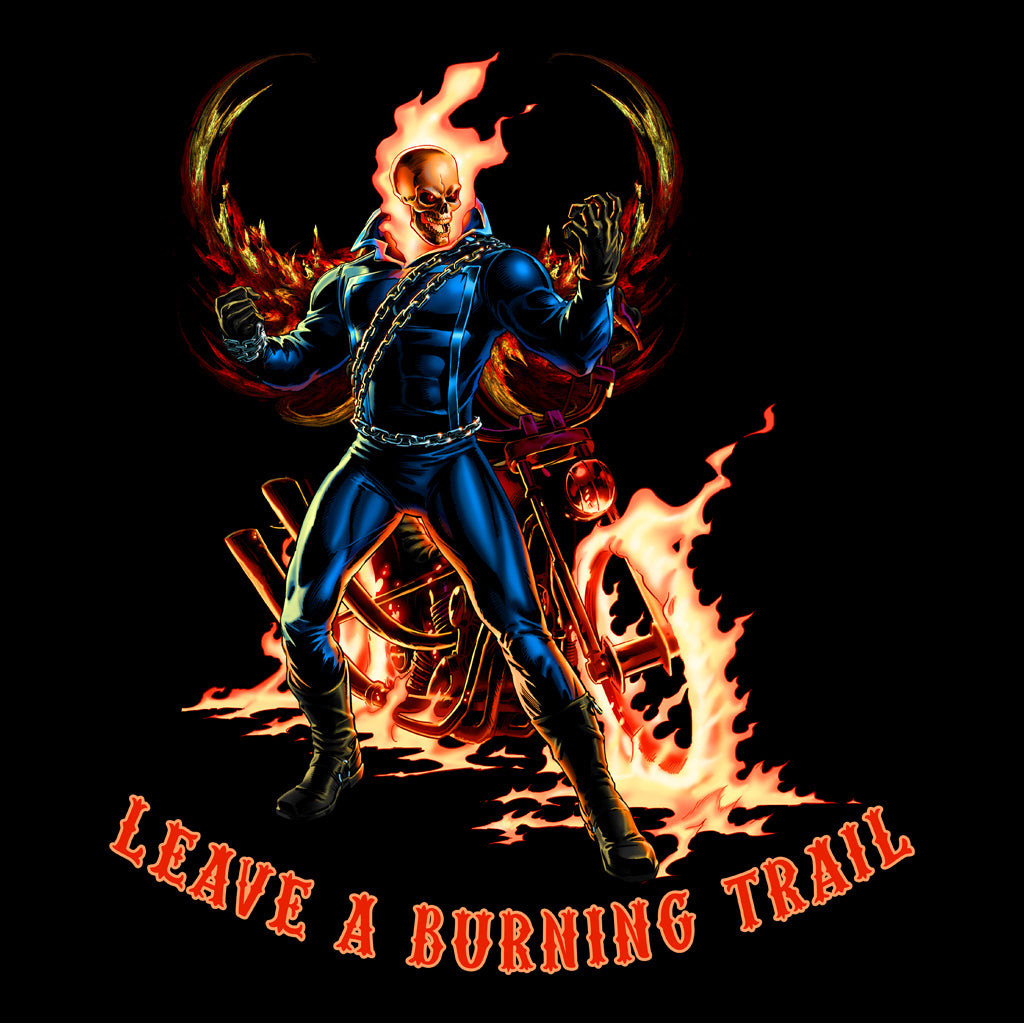 Leave a Burning Trail
