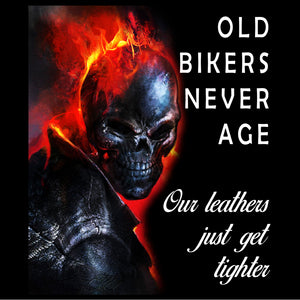 Bikers Don't Age