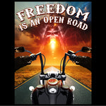 Freedom Is An Open Road