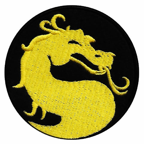 Yellow Dragon - 3.4 inches