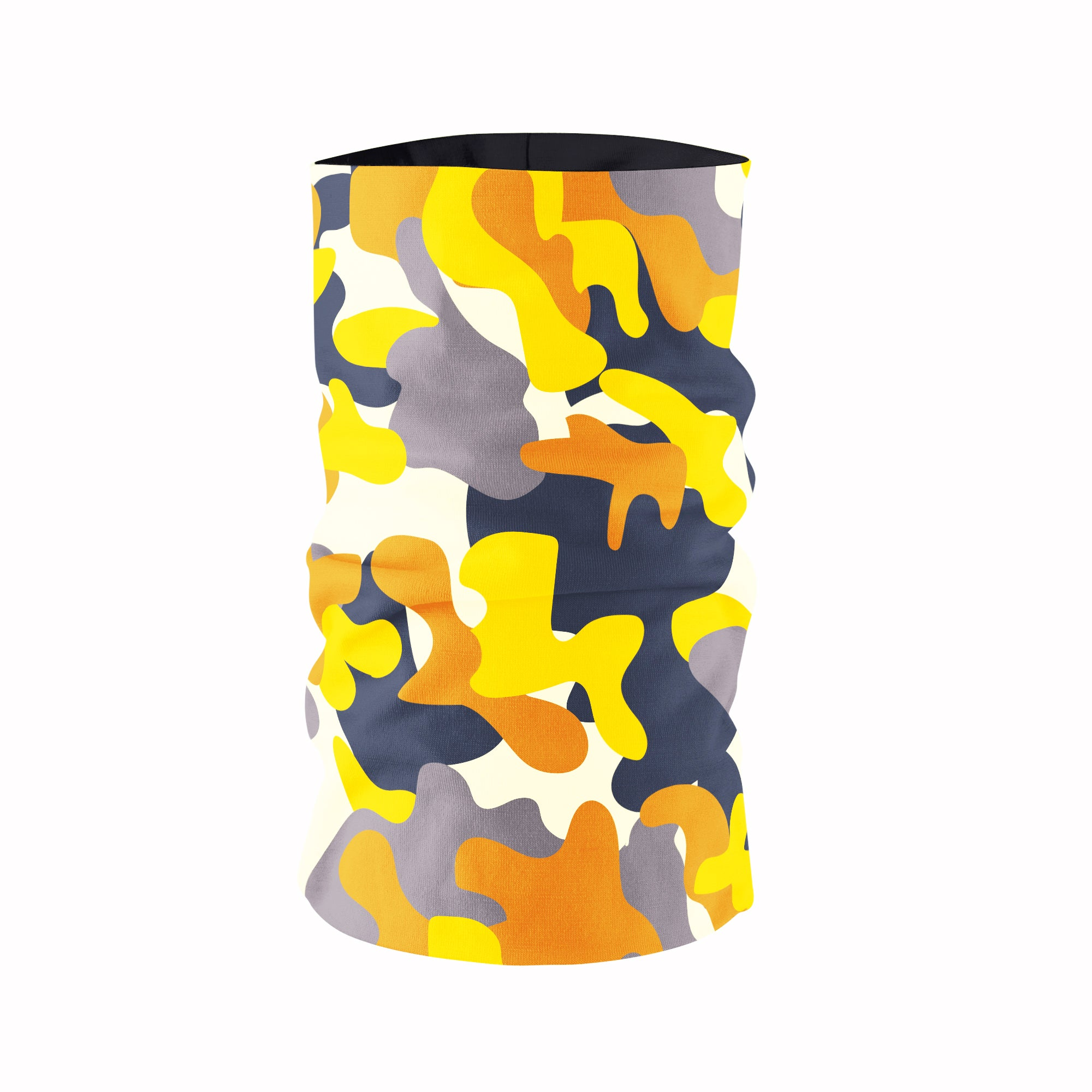 Yellow Camo Buff