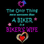 Awesome Biker Wife