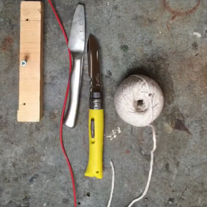 DIY Pen knife