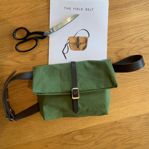 Field bag build…