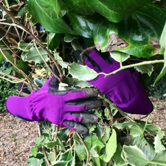 Gardening gloves available at Tinker and Fix