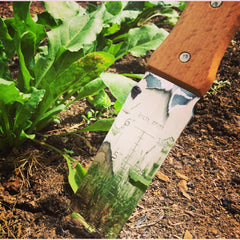 Hori Hori Japanese Gardening Trowel from Tinker and Fix