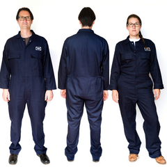Coveralls from Tinker and Fix - overalls for use in the garage, workshop or garden