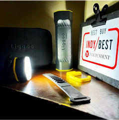 Best torch voted by IndyBest Award - the Liggoo - from Tinker and Fix