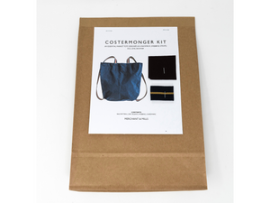 Merchant & Mills Costermonger Bag Kit