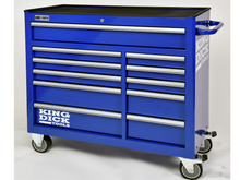 King Dick 11 Drawer Roller Cabinet & Tool Set