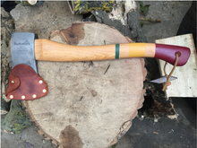 Tinker and Fix x Hultafors Trekking Axe Painted Handle
