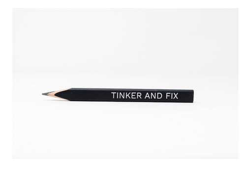 Tinker and Fix Carpenter's Pencils