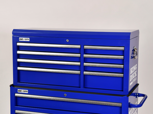 King Dick 8 Drawer Top Chest tool box