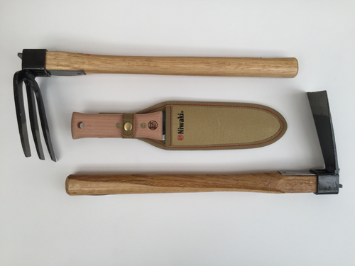 Niwaki Garden Digging Kit